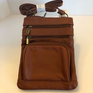 """Maze Exclusive """"Live Your Life"""" Crossbody - NWT"""